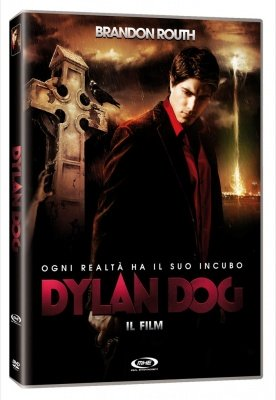 DYLAN DOG - IL FILM DVD