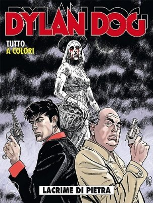 DYLAN DOG N. 350 - LACRIME DI PIETRA