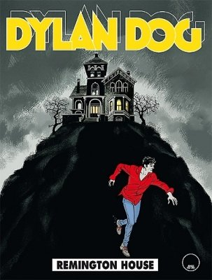 DYLAN DOG N. 360 - REMINGTON HOUSE