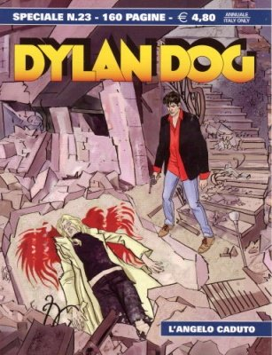 DYLAN DOG SPECIALE N. 23 - L'ANGELO CADUTO