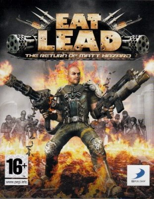 EAT LEAD THE RETURN OF MATT HAZARD PS3 USATO