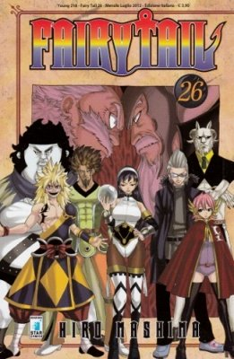 FAIRY TAIL 26