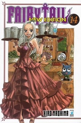 FAIRY TAIL NEW EDITION 14
