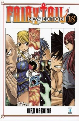 FAIRY TAIL NEW EDITION 18