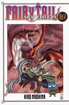 FAIRY TAIL NEW EDITION 19