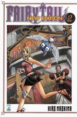 FAIRY TAIL NEW EDITION 2