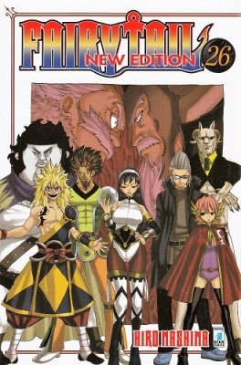 FAIRY TAIL NEW EDITION 26