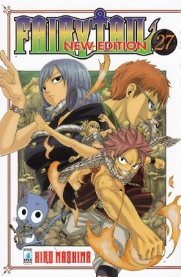 FAIRY TAIL NEW EDITION 27