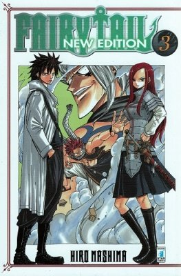 FAIRY TAIL NEW EDITION 3