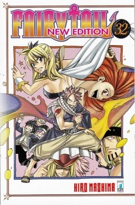 FAIRY TAIL NEW EDITION 32