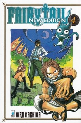 FAIRY TAIL NEW EDITION 4