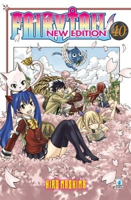 FAIRY TAIL NEW EDITION 40