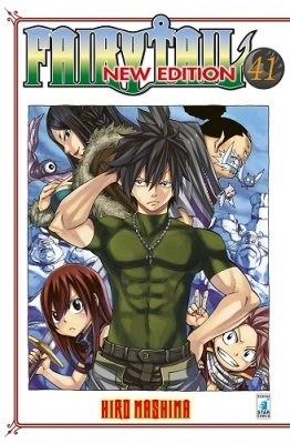 FAIRY TAIL NEW EDITION 41