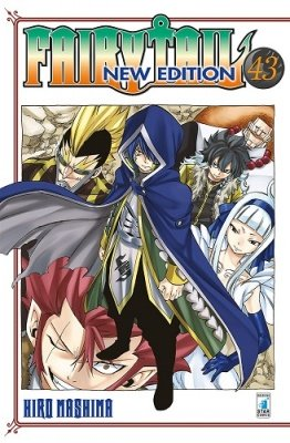 FAIRY TAIL NEW EDITION 43