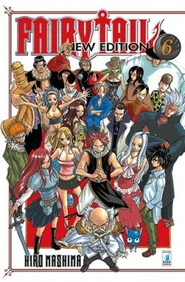 FAIRY TAIL NEW EDITION 6