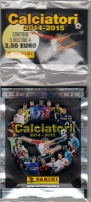 FIGURINE PANINI CALCIATORI 2014-2015 FAN BLISTER
