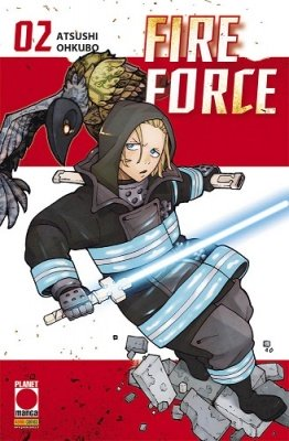 FIRE FORCE 2 RISTAMPA