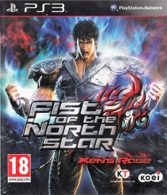FIST OF THE NORTH STAR KEN'S RAGE 1 PS3 USATO GARANTITO