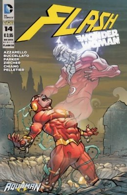 FLASH/WONDER WOMAN N. 14