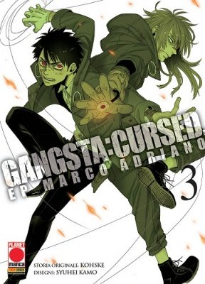 GANGSTA: CURSED EP MARCO ADRIANO 3