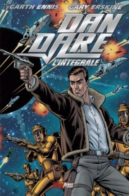 GARTH ENNIS: DAN DARE L'INTEGRALE