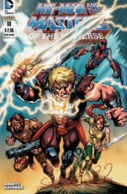 HE-MAN AND THE MASTERS OF THE UNIVERSE 13