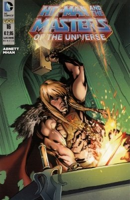 HE-MAN AND THE MASTERS OF THE UNIVERSE 16