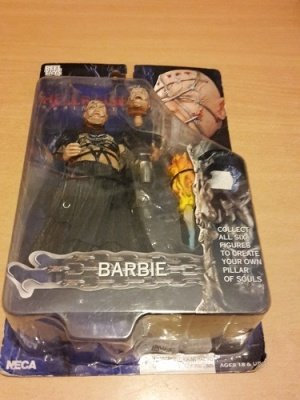 HELLRAISER SERIE 2 BARBIE ACTION FIGURE