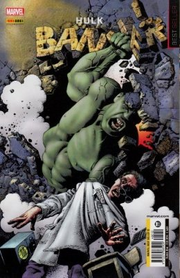 HULK: BANNER - MARVEL BEST SELLER 12