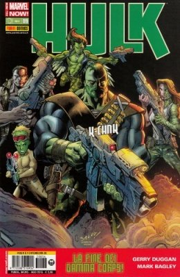 HULK E I DIFENSORI 36 - HULK 9 ALL-NEW MARVEL NOW!