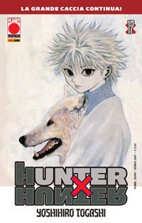 HUNTER X HUNTER 17 SECONDA RISTAMPA