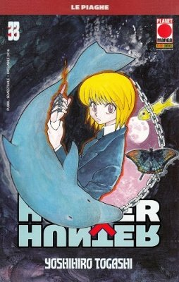 HUNTER X HUNTER 33 RISTAMPA