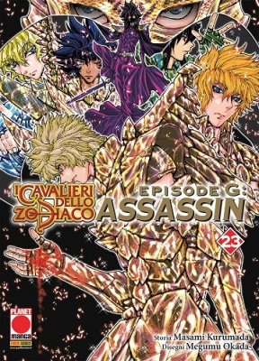 I CAVALIERI DELLO ZODIACO EPISODE G ASSASSIN 23