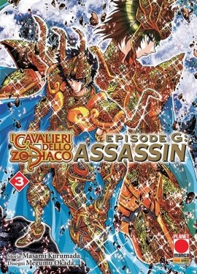 I CAVALIERI DELLO ZODIACO EPISODE G ASSASSIN 3