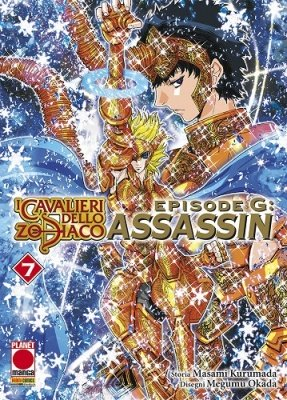 I CAVALIERI DELLO ZODIACO EPISODE G ASSASSIN 7