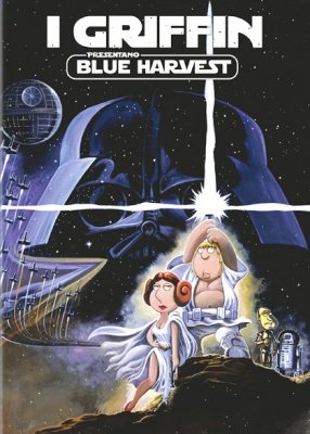 I GRIFFIN PRESENTANO BLUE HARVEST COLLECTOR'S EDITION DVD