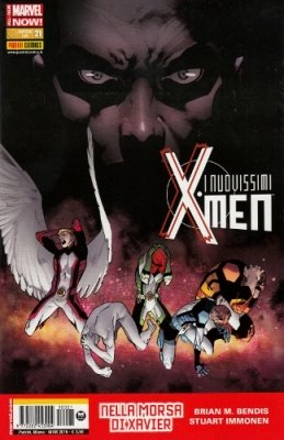 I NUOVISSIMI X-MEN 21 - ALL NEW MARVEL NOW!