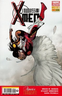I NUOVISSIMI X-MEN 22 - ALL NEW MARVEL NOW!