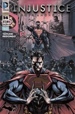 INJUSTICE GODS AMONG US 14