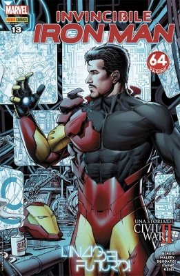 IRON MAN 49 - INVINCIBILE IRON MAN 13