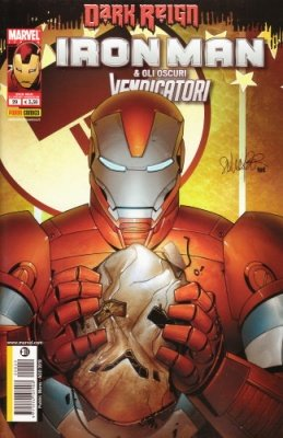 IRON MAN & GLI OSCURI VENDICATORI 29