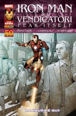 IRON MAN & I VENDICATORI 45