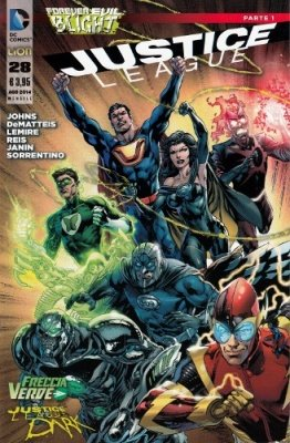JUSTICE LEAGUE N. 28