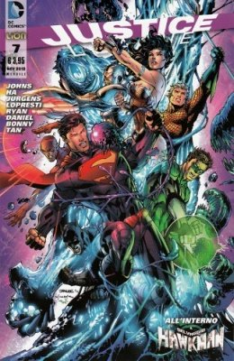 JUSTICE LEAGUE N. 7