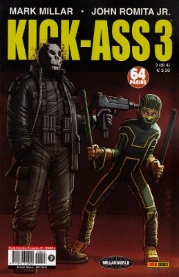 KICK-ASS 3 N. 3  COVER A - PANINI COMICS PRESENTA 42