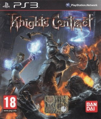 KNIGHTS CONTRACT PS3 USATO GARANTITO
