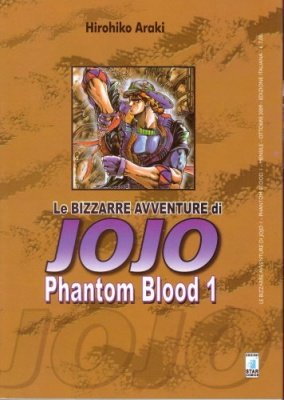 LE BIZZARRE AVVENTURE DI JOJO 1 - PHANTOM BLOOD 1