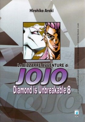 LE BIZZARRE AVVENTURE DI JOJO 25 - DIAMOND IS UNBREAKABLE 8