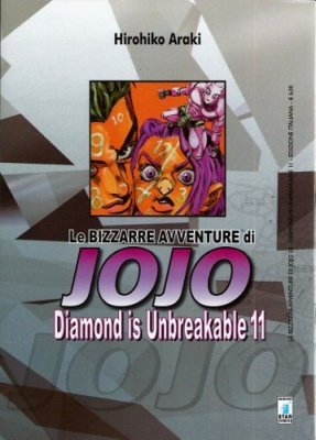 LE BIZZARRE AVVENTURE DI JOJO 28 - DIAMOND IS UNBREAKABLE 11