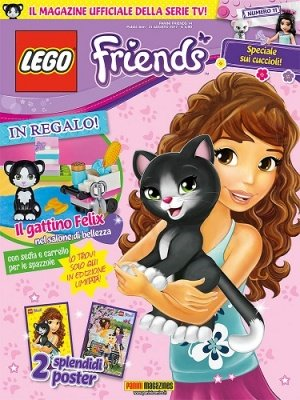 LEGO FRIENDS MAGAZINE 11